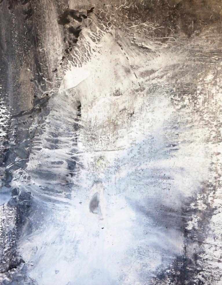 Pablo Manso. VENOM - ink on canvas — 180 cm x 140 cm - 2018